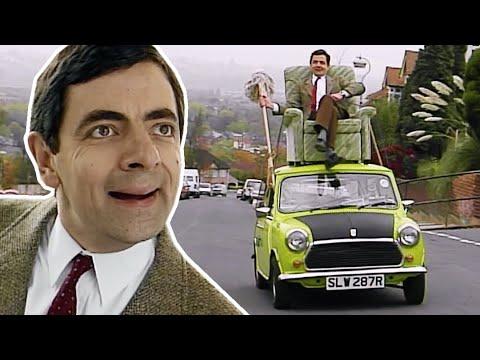 Xem ARMCHAIR Bean   Funny Clips   Mr Bean Official