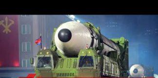 """Công nghệ vũ khí mà Triều Tiên nắm giữ đang khiến thế giới lo sợ, """"con quái vật ICBM của Triều Tiên"""""""