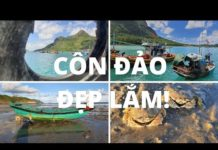 Du lịch Côn Đảo #1: Từ Sóc Trăng đi Côn Đảo bằng tàu Superdong – Biển trong xanh RẤT RẤT ĐẸP!