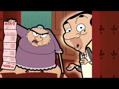 Xem The Heating Bill | Funny Episodes | Mr Bean Cartoon World