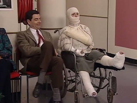 Xem Mr Bean đi khám bệnh