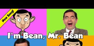 Xem *NEW SONG!* I'M BEAN, MR. BEAN | Music Video | Mr. Bean Official