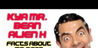 Xem Kya Mr. Bean Alien Hai?? |Facts about Mr.bean MR.BEAN  in hindi
