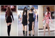 Xem Mejores Street Fashion Tik Tok | Thời Trang Đường Phố Trung Quốc #127