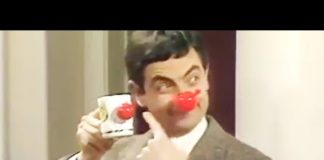 Xem On A SPONSORED Silence! | Mr Bean: Comic Relief | Mr Bean