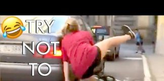View [4 HOUR] Try Not to Laugh Challenge! Funny Fails   Funniest Videos   AFV